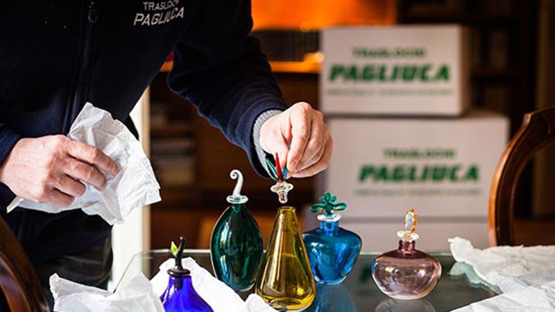 Traslochi Pagliuca: precisione, puntualità, correttezza.