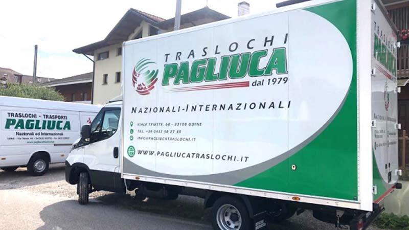 Traslochi Pagliuca - Il tuo trasloco a Udine